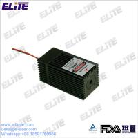 Buy cheap Customized FDA Certify 532nm 30mw DPSS Green Laser Module with TEC Cooler&TTL Modulation from wholesalers