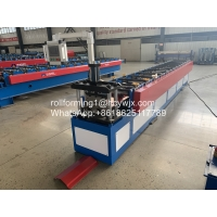 Buy cheap Metal Roof Ridge Cap Roll Forming Machine from wholesalers