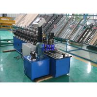 Buy cheap Free Forging Door Frame Roll Forming Machine , Steel Door Frame Making Machines product