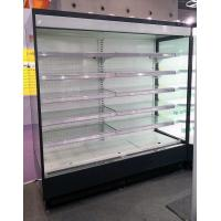 Buy cheap Supermarket Open Air Refrigerated Display Cases from wholesalers