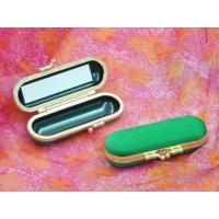 Buy cheap 2012 fashionable lipsticker cases with mirror inside,designer cosmetic bags and case G2740 from wholesalers