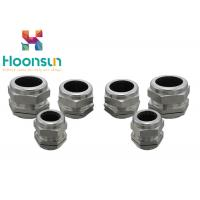 Buy cheap M72 Metal Mechanical Stainless Steel Cable Gland Dustproof Salt Resistant from wholesalers
