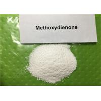 Buy cheap Methoxydienone CAS 2322-77-2 Steroid Intermediate Powerful Male Prohormones Steroids from wholesalers