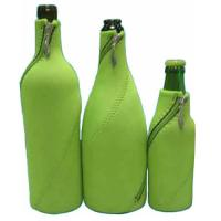 Buy cheap Promotional 2 Pack Customized Neoprene Wine Bottle Cooler from wholesalers