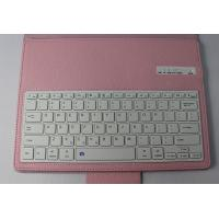 Buy cheap Light Pink Bluetooth Keyboards For Tablets , 12 Months Warranty from wholesalers