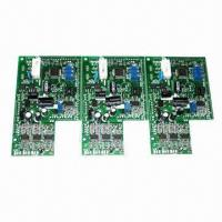 Buy cheap Currency Count Machine Controller PCB, Supports Upgrade of Currency Detect Software product