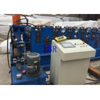 Buy cheap Hydraulic Double Layer Roll Forming Machine , Colored Roofing Sheet Making Machine product
