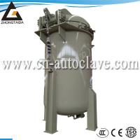 Buy cheap automatic vulcanizing autoclave with touch screen from wholesalers