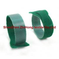 Buy cheap whole  self-gripping ultra thin back to back hook and loop cable tie straps 4 from wholesalers