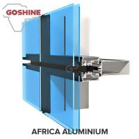 Buy cheap 6000 Series Grade and T3-T8 Temper Aluminium profile for curtain wall from wholesalers