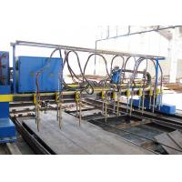 Buy cheap CNC5-4000X12000 Gantry Type Strip Flame Cutting Machine  for H Beam Production line from wholesalers