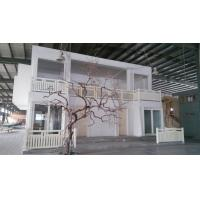 Buy cheap Anti - slip Large WPC House For Europe And Southeast Asia / Prefabricated Building from wholesalers