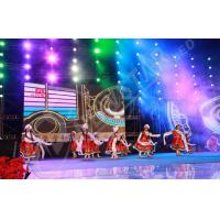 Buy cheap P6mm SMD3528 Stage Background LED Screen Indoor With High Refresh Rate from wholesalers