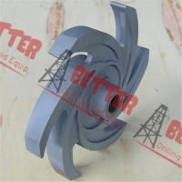 Buy cheap Mission magnum centrifugal pump 2500 supreme impeller high chrome iron wear resistance from wholesalers