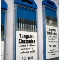Buy cheap Cerium-Tungsten Electrode( WC-20 ) from wholesalers