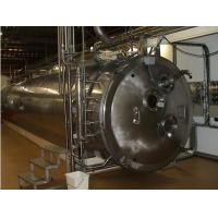 Buy cheap Carbon Steel Circular Belt Vacuum Drying Machine For Pharmaceutical Industry from wholesalers