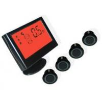 Buy cheap LCD display auto reverse parking sensor(with 4 rear sensors) NRD058 from wholesalers