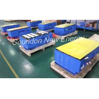 Buy cheap EV Battery Pack For 6 Meters Coster Electric Bus , Lightweight Deep Cycle Marine Battery product