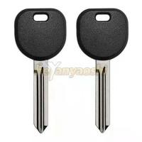 Buy cheap Portable GM Transponder Key Blank , Buick Transponder Key With Circle / Chip product