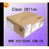 Buy cheap original new cisco router cisco 2911/k9 from wholesalers