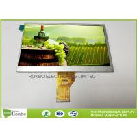 Buy cheap Customizable Tablet LCD Screen LVDS Interface 7.0 400cd / M² Brightness ZJ070NA - 01B from wholesalers