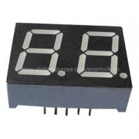 Buy cheap Dual-digit 7-segment Display Common Anode from wholesalers