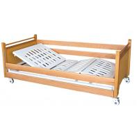 Buy cheap Home Care Electric Nurcing Bed Meidcal Furniture With Wooden Bed Frame from wholesalers