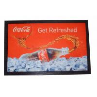 Buy cheap Brand New Promotional rubber bar mat with logos, ROHS Bar Drink Mats from wholesalers