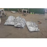 ISO9001 Zinc Dross Recycling Automatic Mechanical Operation For Aluminum Industry