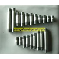 Buy cheap Alloy 625 Inconel 625 UNS N06625 forged socket threaded plug nipple boss union insert from wholesalers