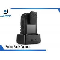 Buy cheap Full Hd Cops Wearing Body Cameras 4G/Wifi GPS 1080P Ambarella A7L50 Chipset from wholesalers