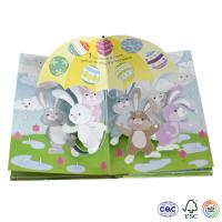 Buy cheap Pretty 3D / Pop-up Book for Kids Entertaining (offset printing ) from wholesalers