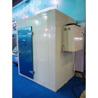 Buy cheap Insulation Pu Foam Sandwich Panel Cold Storage Room White Color For Warehouse from wholesalers