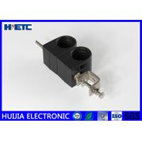 Buy cheap UV Resistance Cable Tie Clamps , 1 - 1/4 Feeder Cable Electric Wire Cable Clips from wholesalers