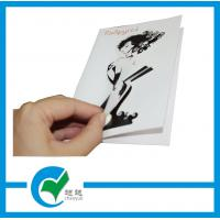 Buy cheap OEM White Custom Christmas Greeting Card Stock Paper with Printed Logo from wholesalers