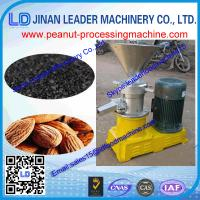 Buy cheap Eletric Low noise/High Yield soybean, juicer, Peanut butter making machine from wholesalers