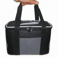 Buy cheap Aluminum Foil Cooler Bag, Waterproof and Recyclable Material, Various Designs are Available from wholesalers