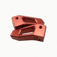 Buy cheap 0.01mm Precision Hard Anodized CNC Machined Aluminum Parts from wholesalers