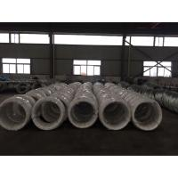 Buy cheap High Tensile Strength Zinc Coated Steel Wire Strand For Communication Cable from wholesalers