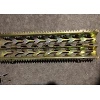 Buy cheap Dia 25mm-110mm Anti Climb Wall Spikes , Metal Nail Plate 50cm Height from wholesalers