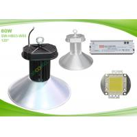 Buy cheap 110V 220V Industrial Led High Bay Lighting With 45 , 90 , 120 Beam Angle 75Ra 80Ra from wholesalers