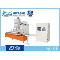 Buy cheap HWASHI 160KVA CNC Automatic Stainless Steel Kitchen Sink Seam Welding Machine from wholesalers