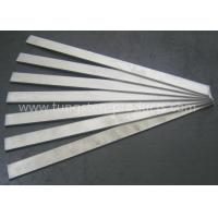 Buy cheap Molybdenum TZM Alloy Bars , Moly Alloy Spuare Bars Surface Machined / Black from wholesalers