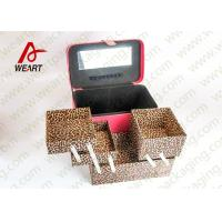 Buy cheap Recycled Pretty Paper Packaging Box With Handle UV Varnish Suface from wholesalers