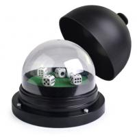 Buy cheap Black Plastic Electric Round Cup For Casino Dice Gambling Cheat With Remote Control from wholesalers