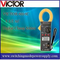 Buy cheap VICTOR 6016C 3 1/2 AC Digital Clamp Meter from wholesalers