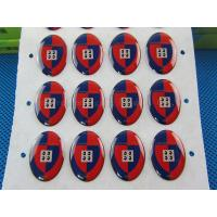 Buy cheap Promotional gift epoxy resin stickers product