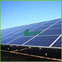 Buy cheap 34MW Polycrystalline Grid Connected Solar Large Scale Photovoltaic Power Plants from wholesalers