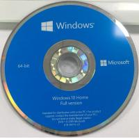 Buy cheap Microsoft Windows 10 Operating System Home Computer Software 64 Bit Full Version from wholesalers
