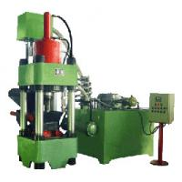 Buy cheap Y83-160 Metal Chips Briquetting Machine for iron, steel, aluminum, copper etc scrap from wholesalers